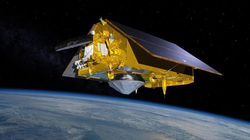Satelliten Sentinel-6 Michael Freilich