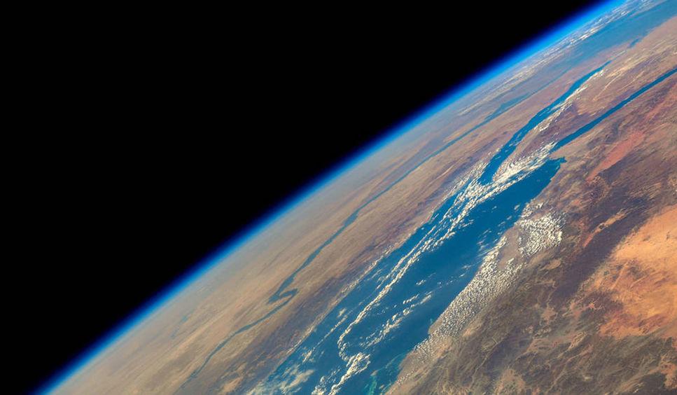 Jordens atmosfär