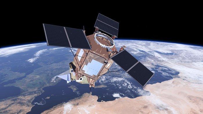 Miljösatelliten Sentinel-5P ska studera vår atmosfär.