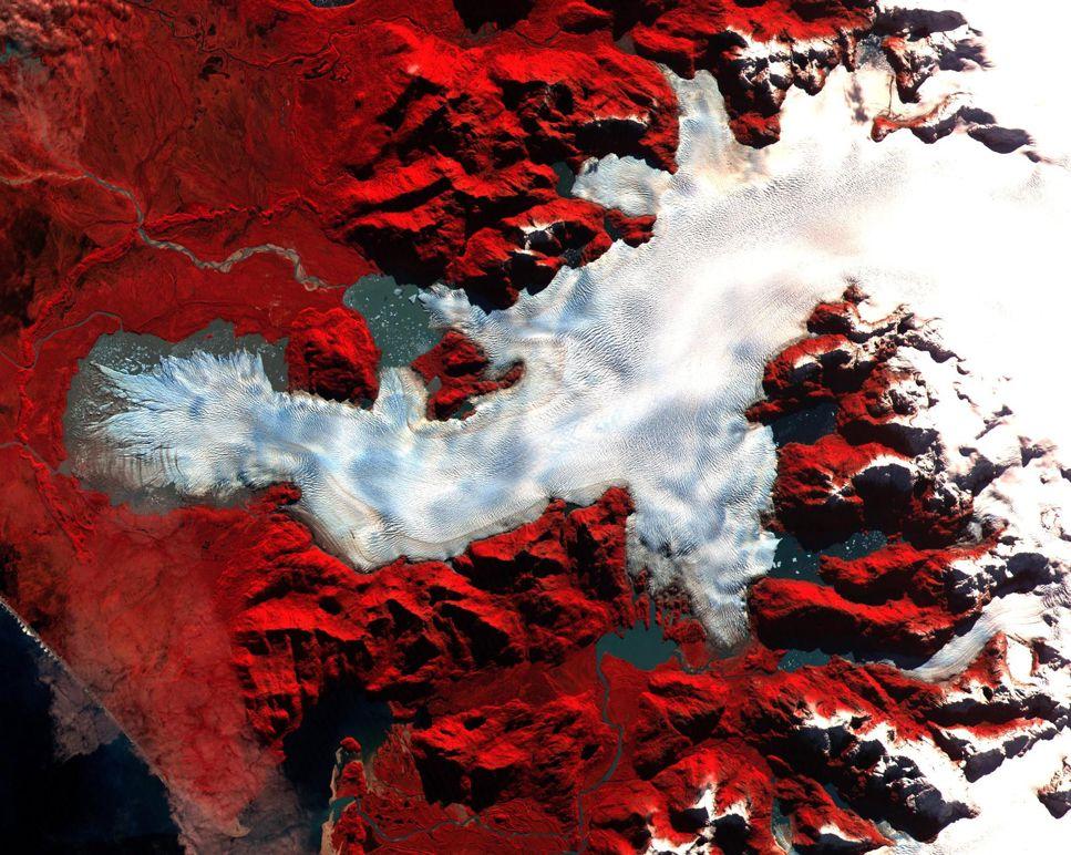Jorden har förlorat närmare 28 biljoner ton is på 23 års tid