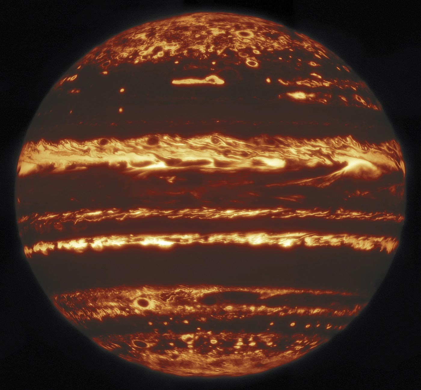 Nytt samarbete studerar Jupiter på djupet