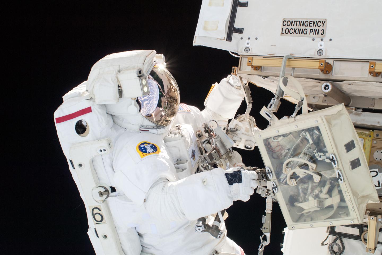 Långa rymdresor försvagar astronauternas immunsystem