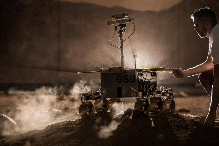 Nytt kontrollcenter för kommande Mars-expeditioner