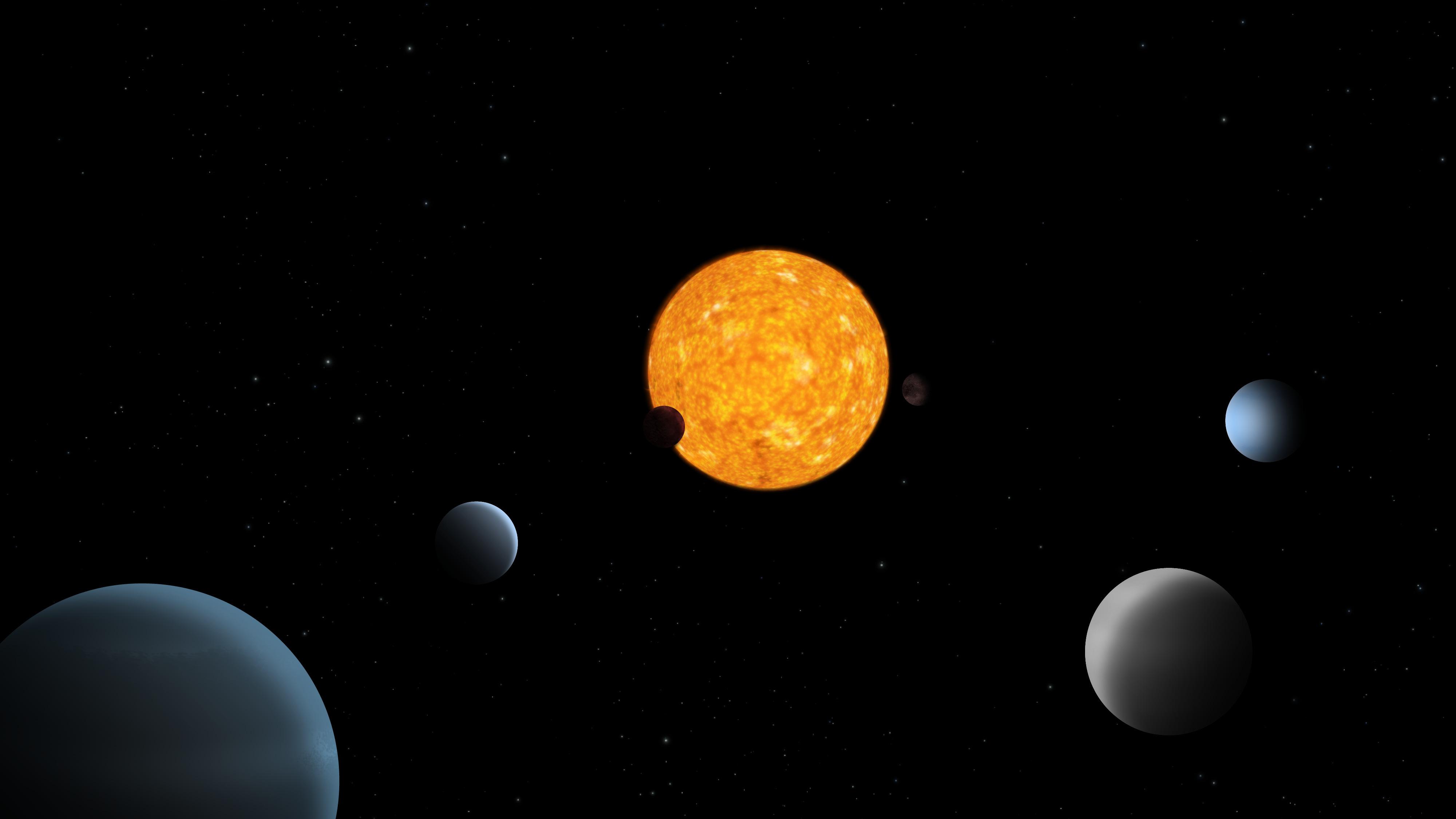 Planetsystem