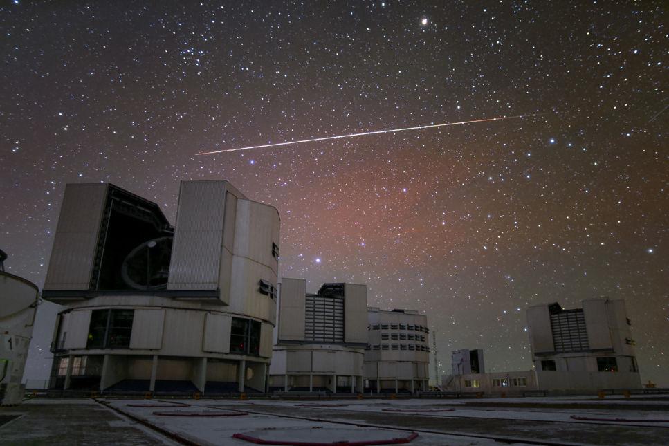 Megakonstellationer av satelliter försvårar arbetet för astronomer