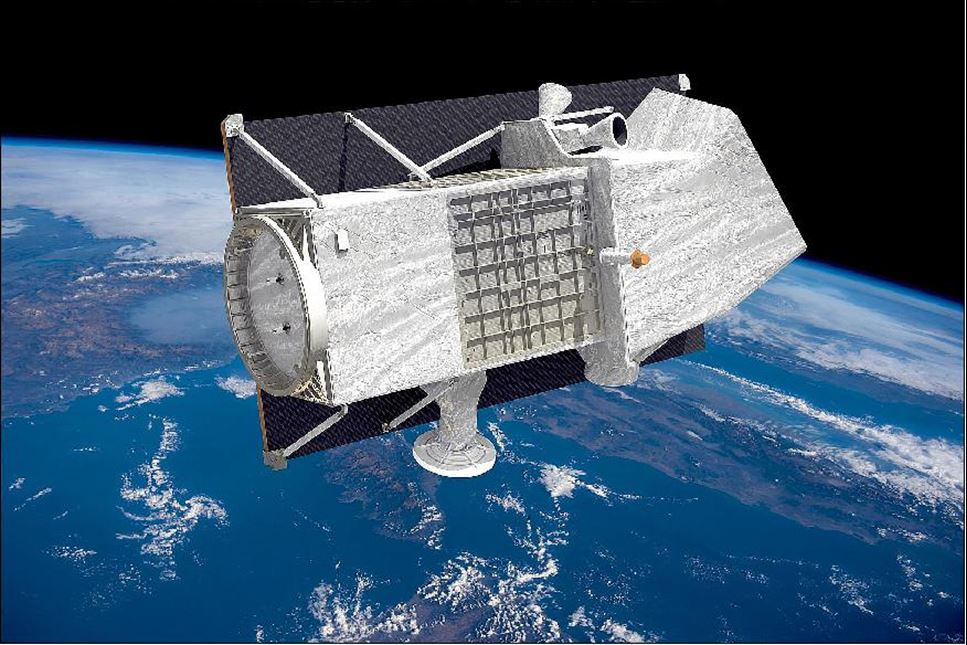 Den italienska jordobservationssatelliten PRISMA