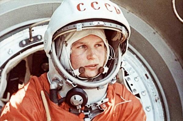 första mannen i rymden