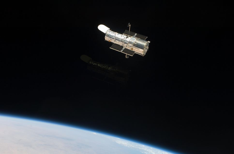 Rymdteleskopet Hubble blir 30 år!