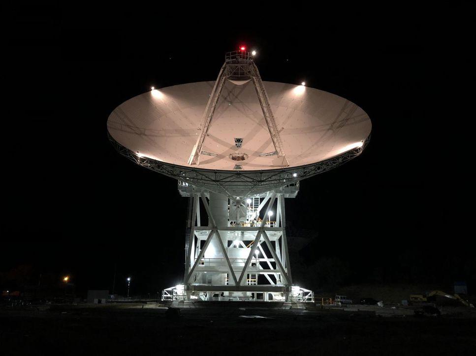 DSN antenn