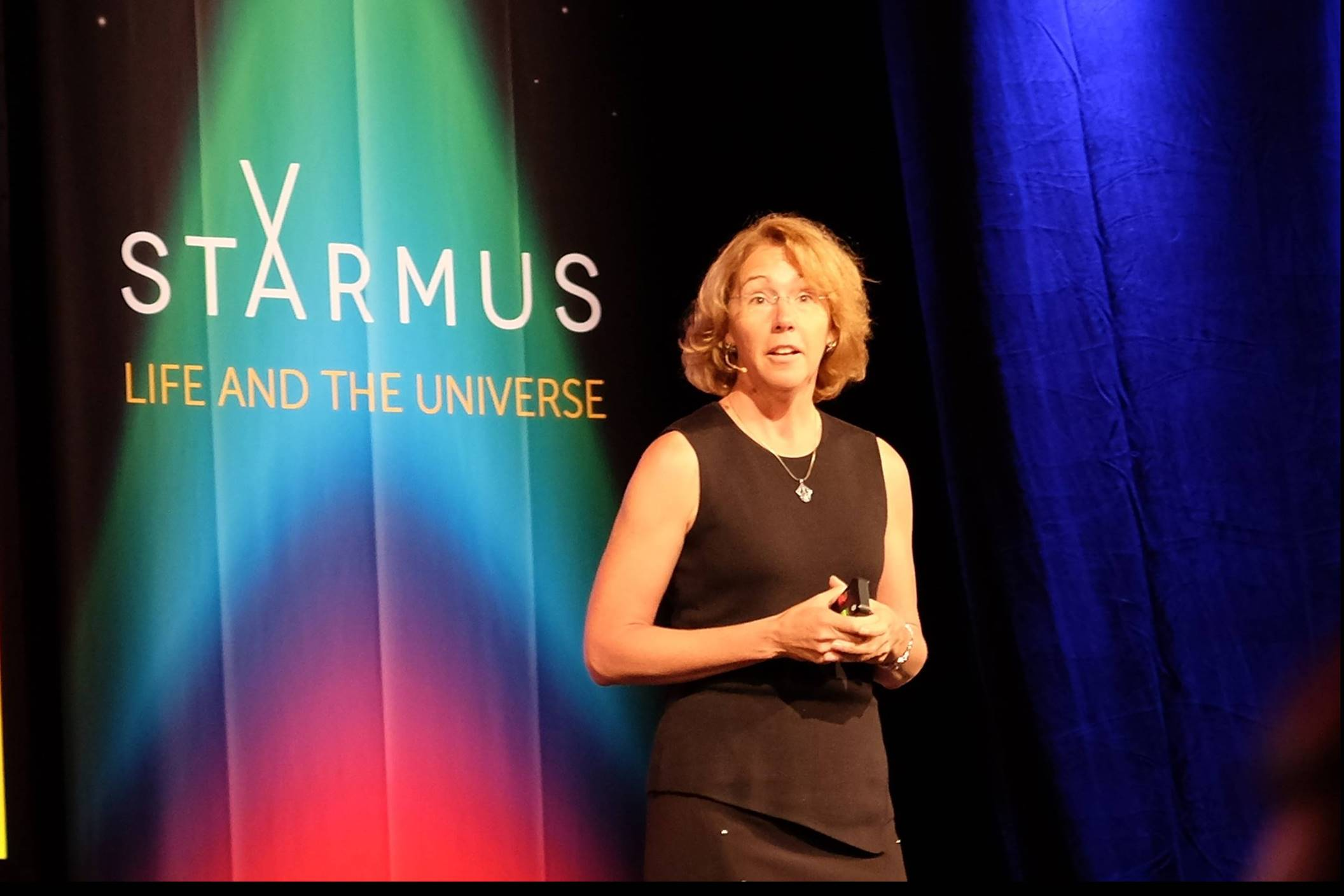 Vetenskapsfestivalen Starmus är i full gång