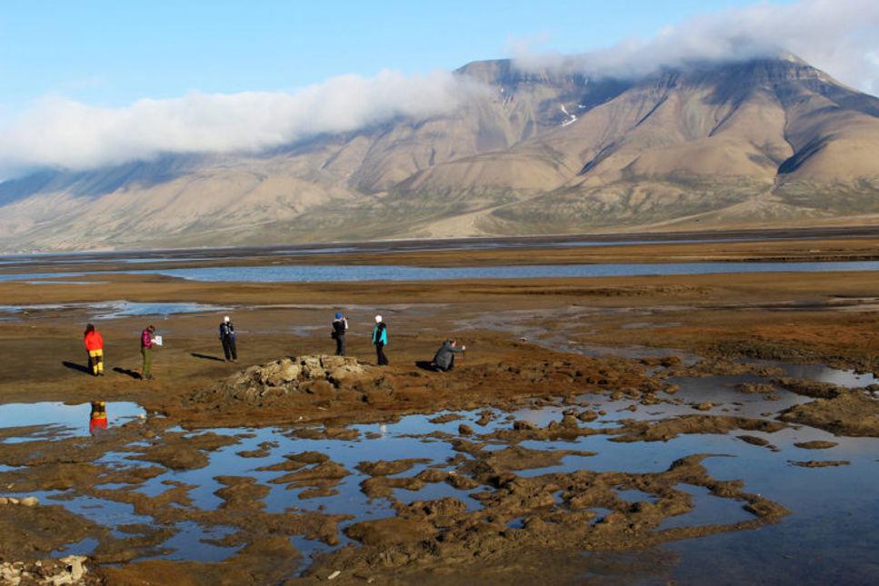 Förstå landskapets förändringar och undersök klimatets historia