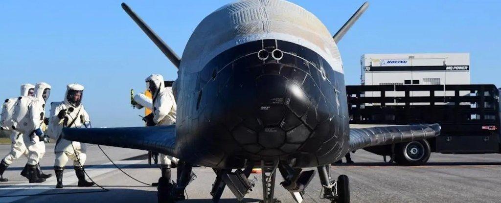 Mytomspunna rymdplanet X-37B ska återvända till rymden