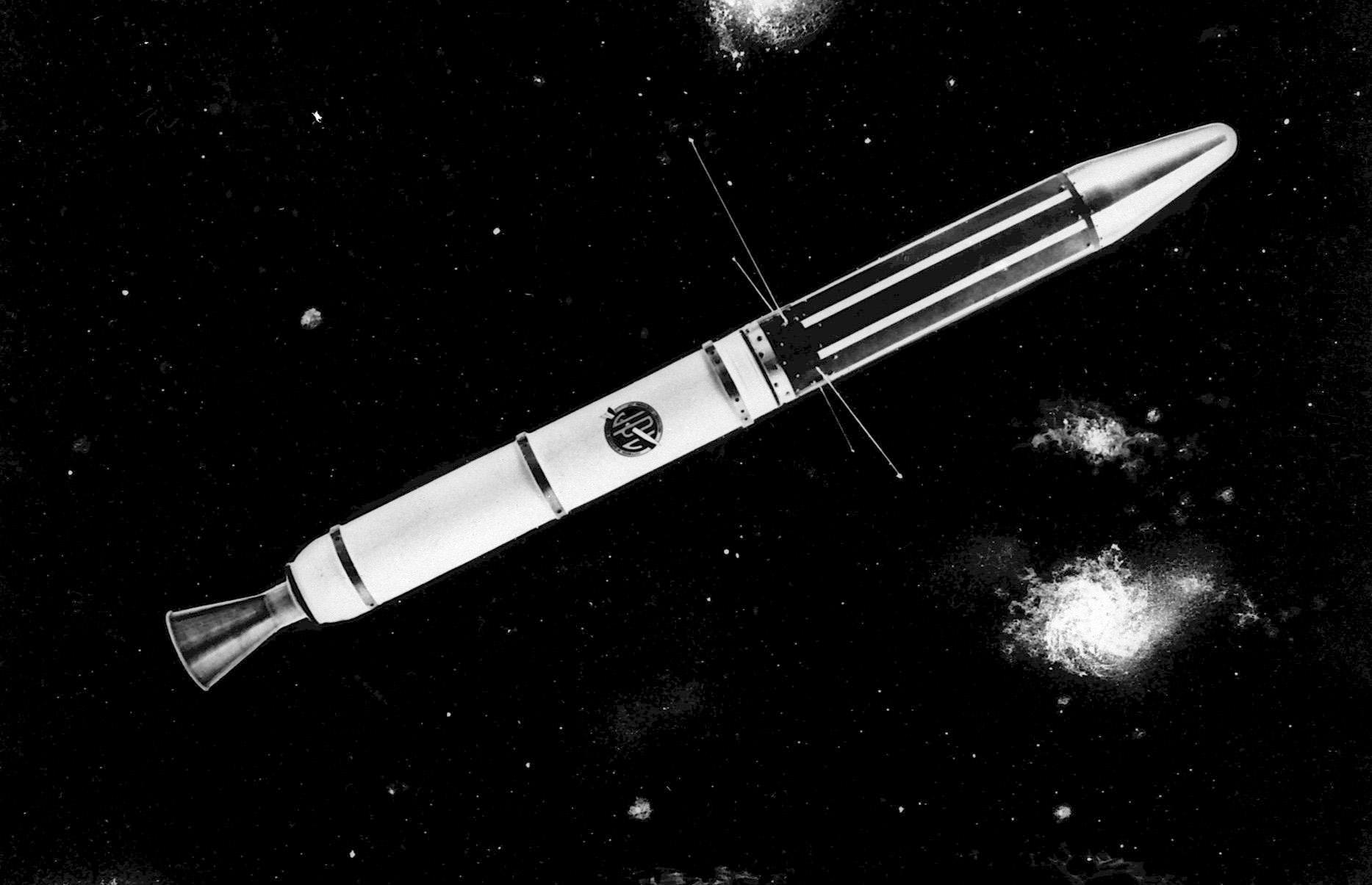 60 år sedan USA sände upp sin första satellit – Explorer 1