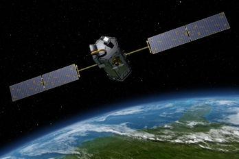 Koldioxid i atmosfären studeras med satellit