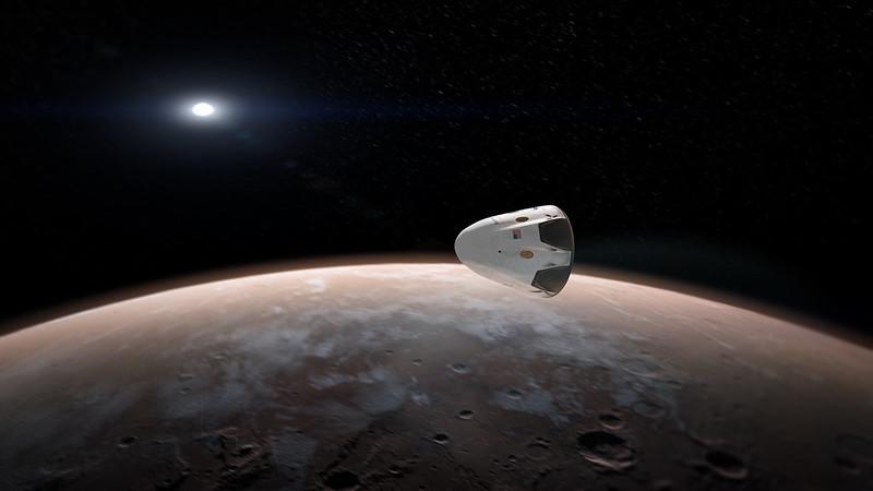 Crew Dragon klar för astronauter