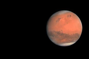 Hur påverkas människokroppen av att resa till Mars?