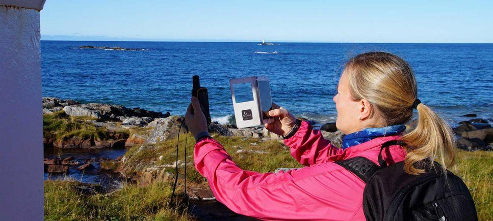 Nordic Esero: Geologi i skolan - Andøya Space Center