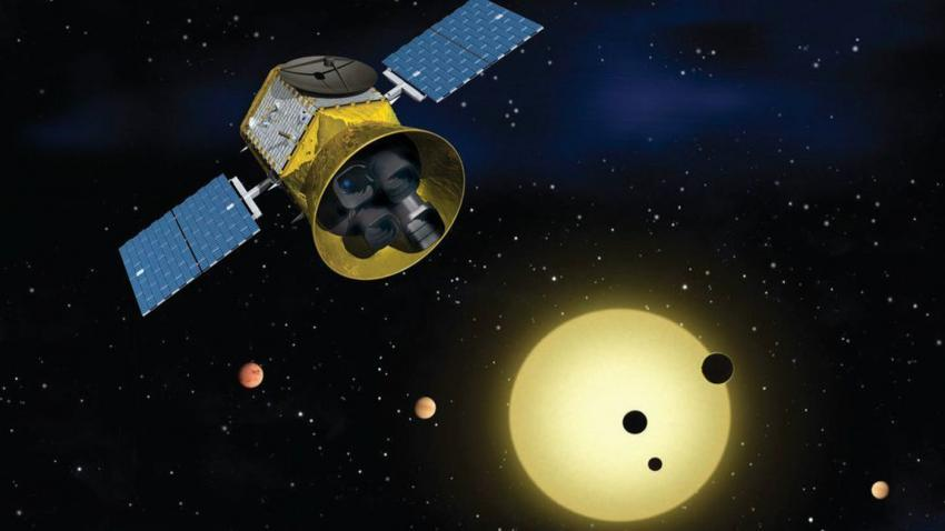Satelliten TESS ska upptäcka tusentals nya exoplaneter