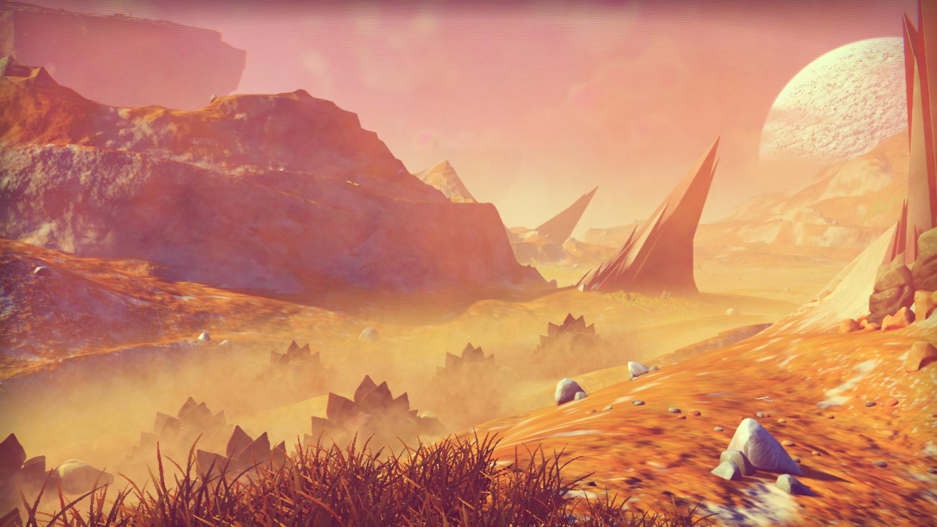 Speltips: Utforska rymden i No Man's Sky