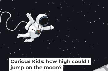 Nyfikna barn ställer frågor – experter svarar