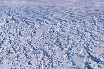 Svalbards isar smälter i rekordtakt