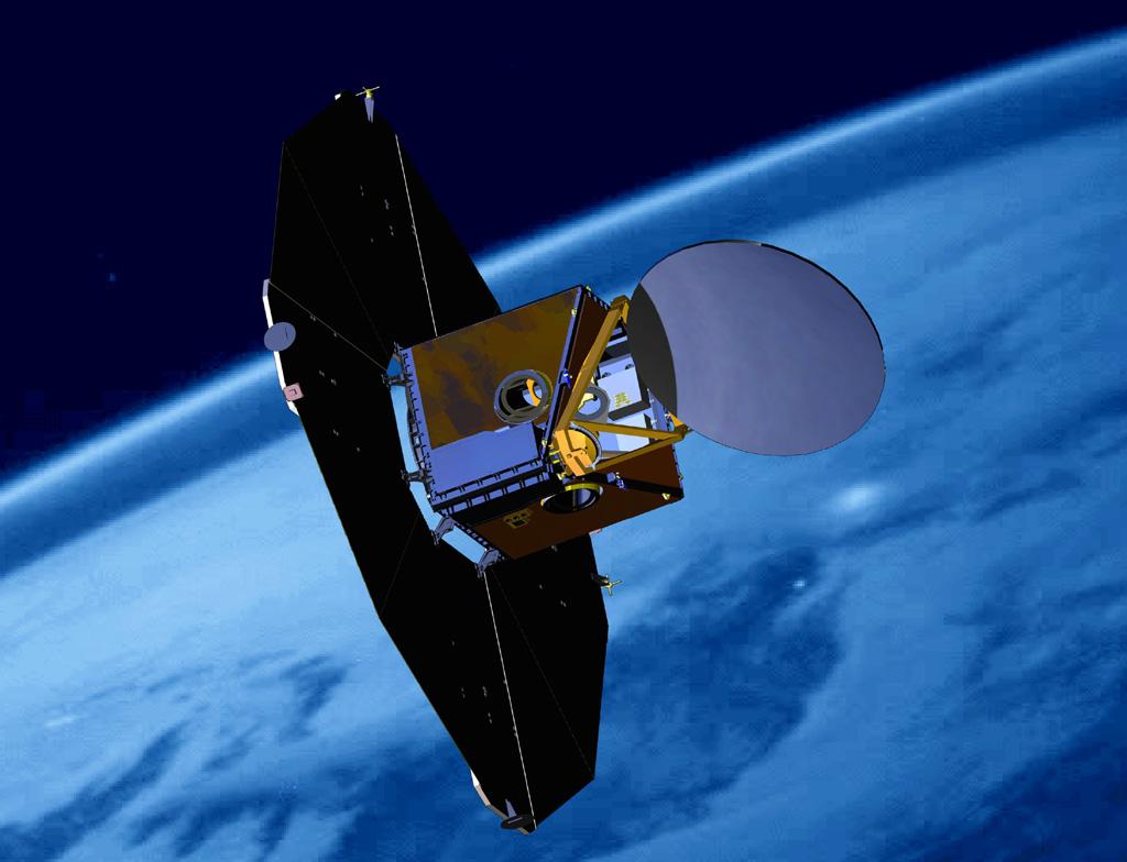 Odin Satellite