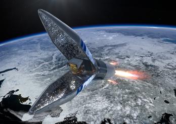 Miljösatelliten Sentinel 5 står redo för uppsändning.