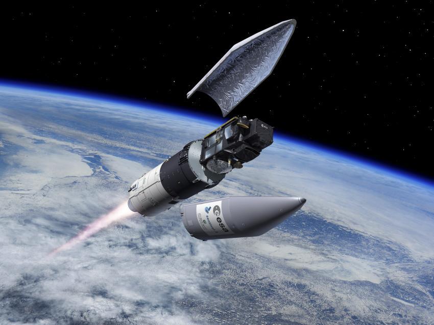 Se uppsändning av Sentinel-3B live
