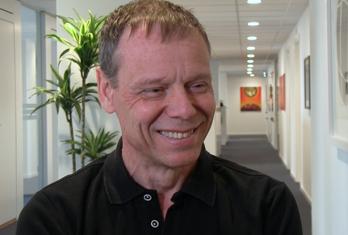 Christer Fuglesang berättar om det stora astronautbesöket.