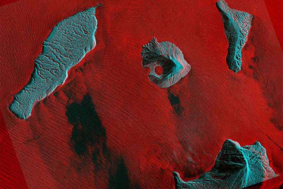 Finsk satellit har ögonen på indonesisk vulkan som orsakade tsunami