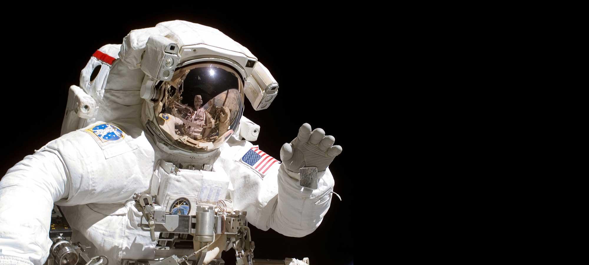 Hur blir man astronaut?