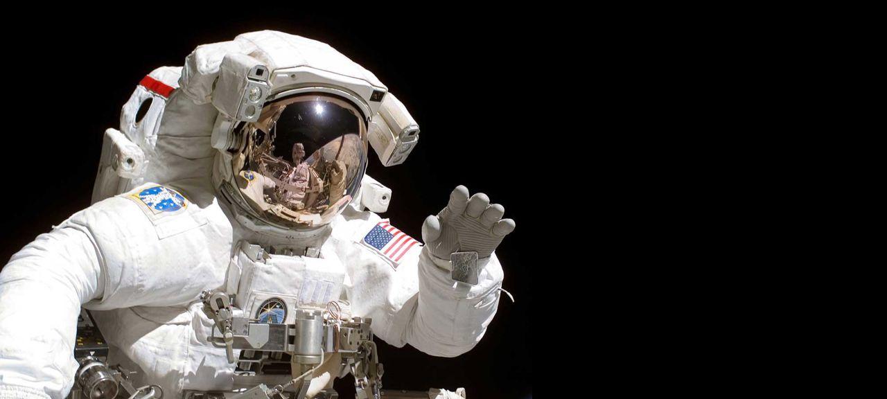 Hur blir man astronaut? hero