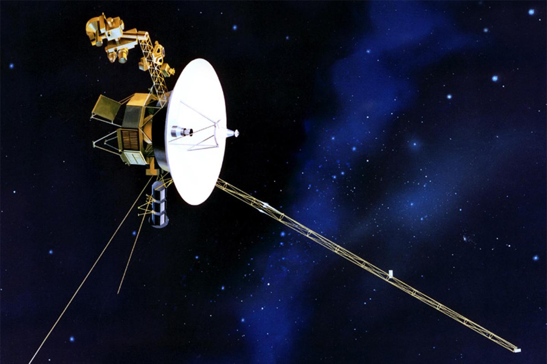 Voyager 2 har lämnat solsystemet