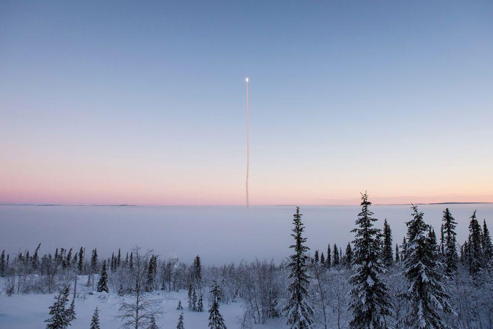 Esrange kan i framtiden bli bas för uppskjutning av små satelliter