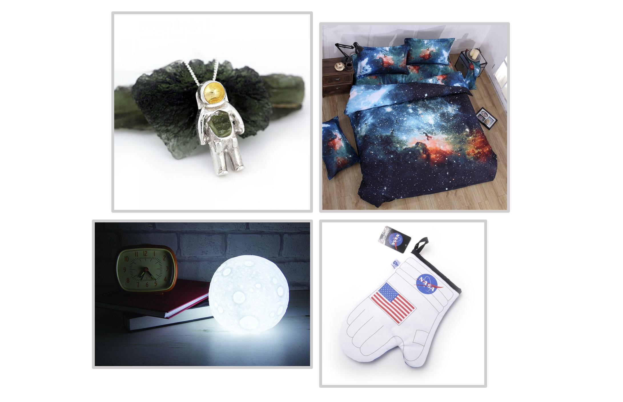 Julklappstips för rymdnördar