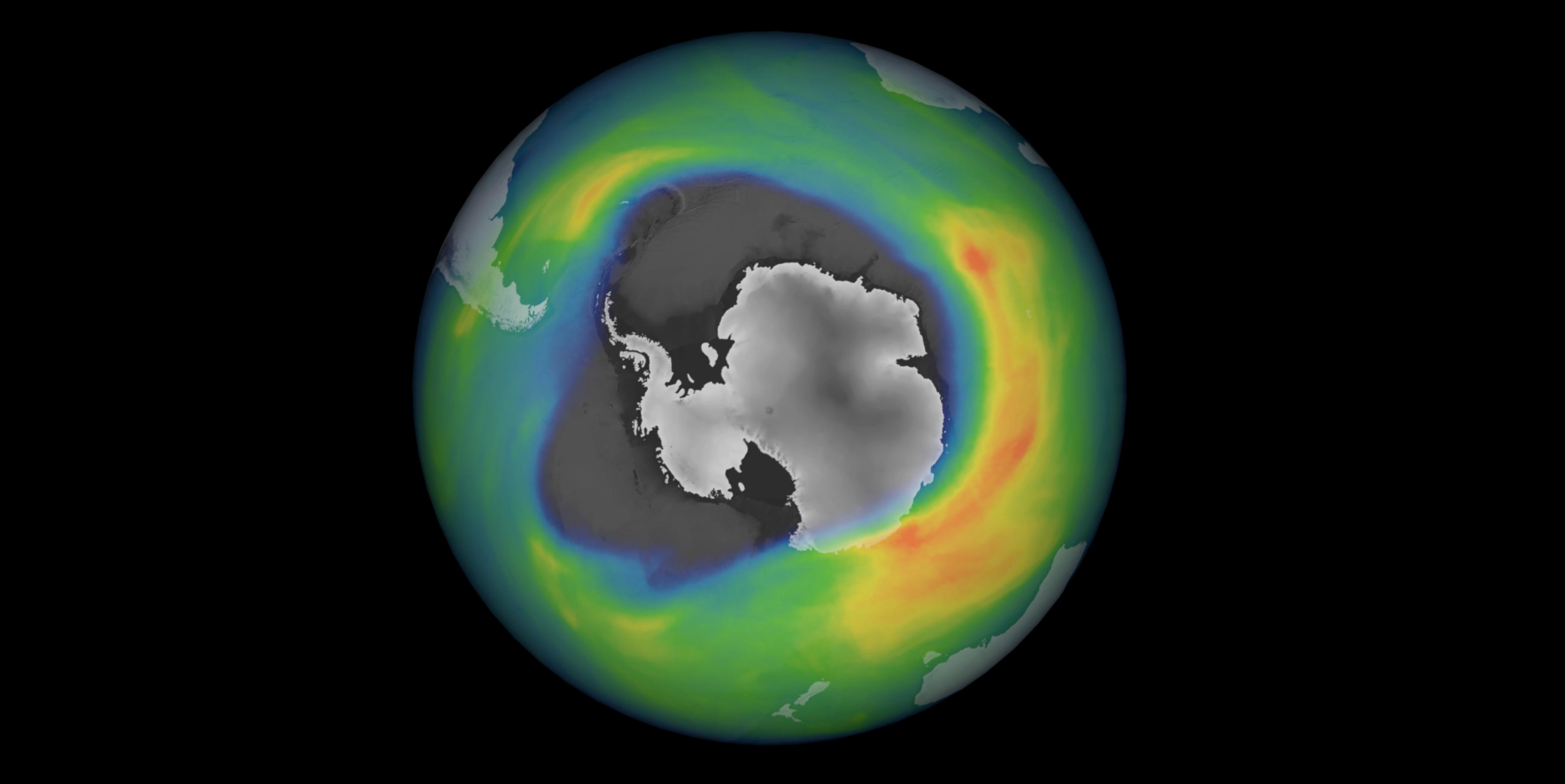 Ozonhålet 2020