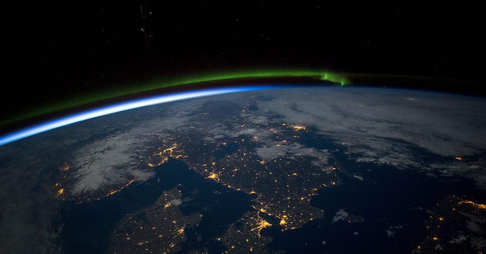 Sverige från rymden