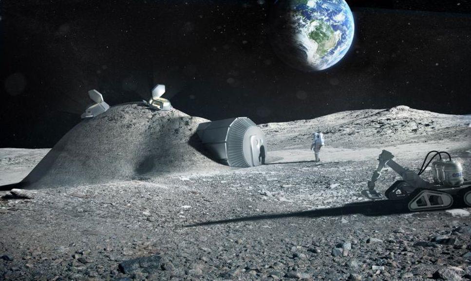 Kan vi skapa en koloni på månen?