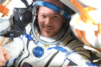 Följ Alexander Gerst andra rymdfärd