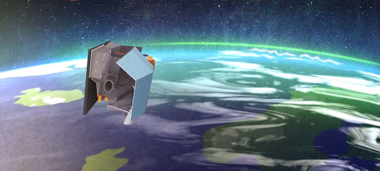 Satelliten Mats hero