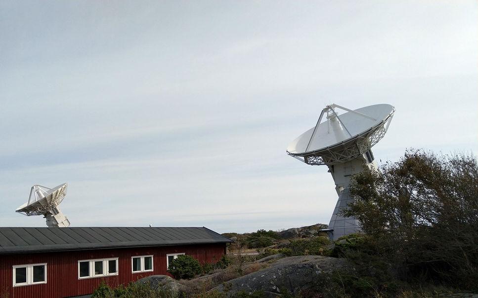 Chalmers bygger nytt besökscenter vid Onsala rymdobservatorium